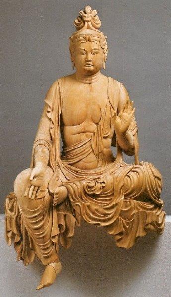 宝菩提院・菩薩像~模刻