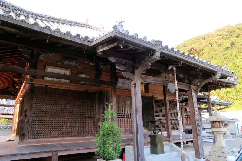 満福寺・本堂