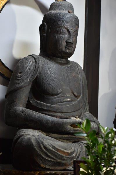 東光寺・薬師如来像(県文・平安)