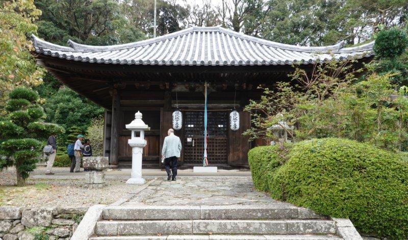 地蔵峰寺・本堂