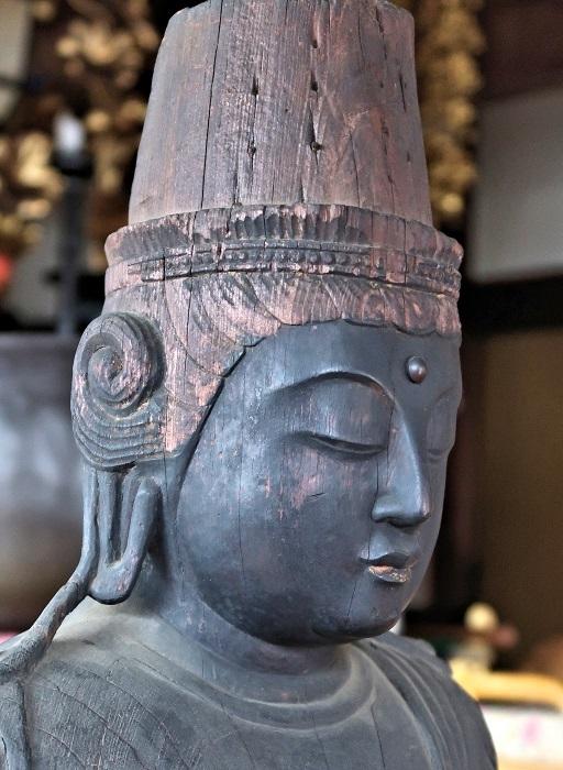 海蔵寺・菩薩像