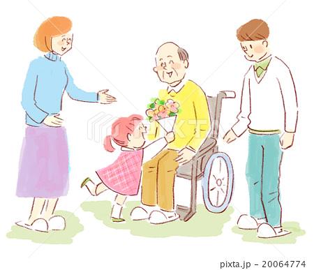 退院支援 画像