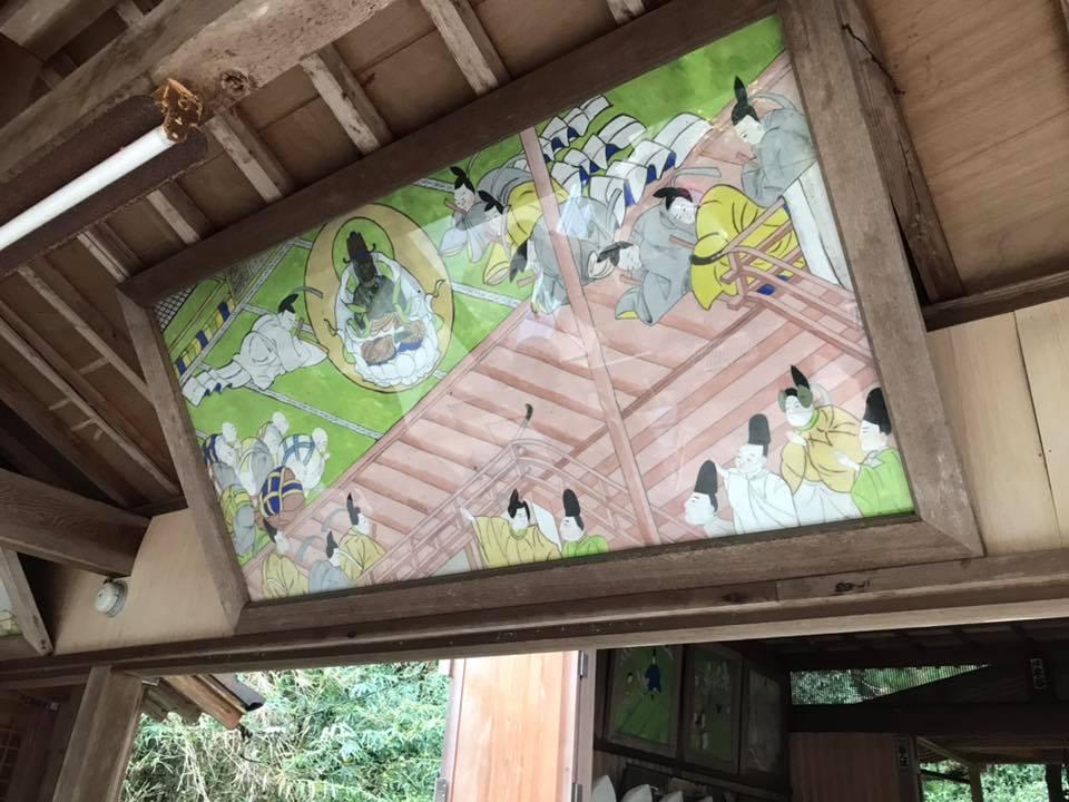 童学寺 空海絵伝3