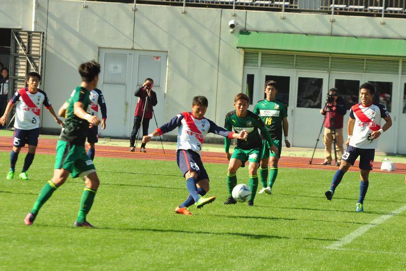 2018地域CL決勝FC刈谷vsJFCMIYAZAKI-1