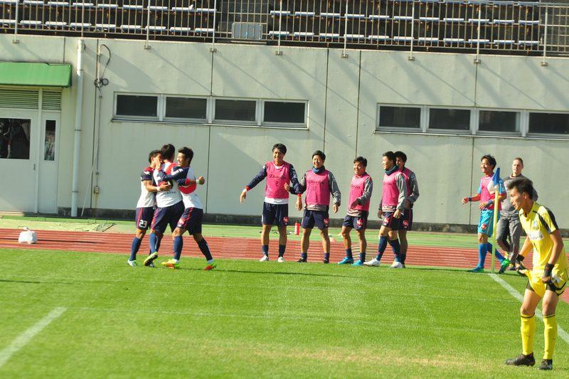 2018地域CL決勝FC刈谷vsJFCMIYAZAKI-2