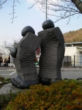 JR道場駅 肖像