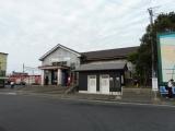 名鉄碧南駅 駅舎