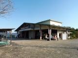 宝登山ロープウェー 宝登山頂駅駅舎
