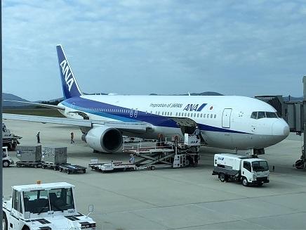 10022018 広島空港出発ANA674 S2