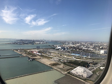 10022018 広島空港出発ANA674羽田着陸 S8