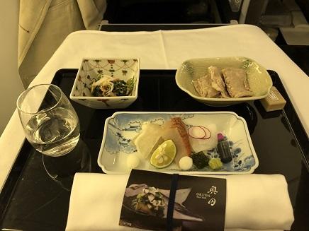 10022018 ANANH006便搭乗食事 S9