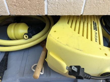 10012018 圧力洗浄機S