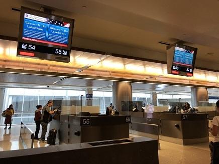 10022018 LA到着入国審査 S8
