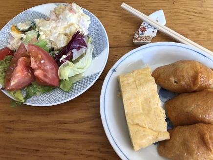11052018 Lunch いなり S