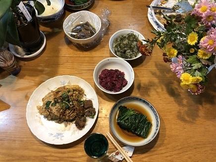 11022018 Dinner お好み焼 S
