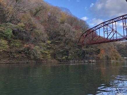 11152018 神龍湖遊覧船 紅葉橋 S8