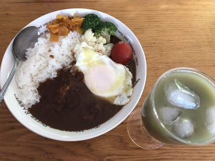 12132018 Lunch 海軍Curry S1