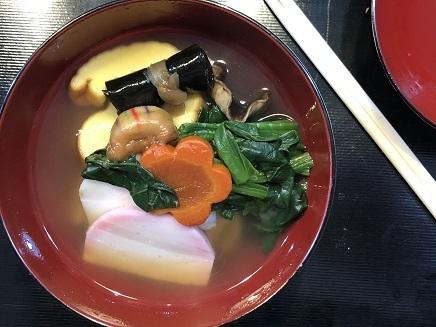 1012019 元旦初膳&雑煮 S3