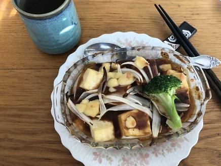 12312018 Lunch 豆腐グラタンS