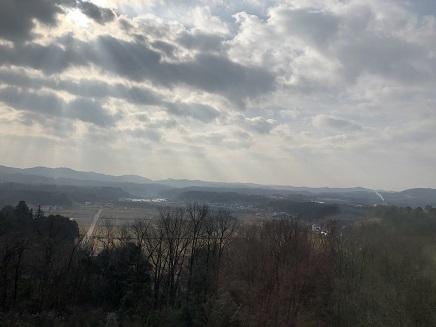 1082019 かんぽの郷庄原 7f 703からの眺め S3