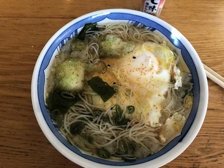 1142019 Lunch ニュー麺 S