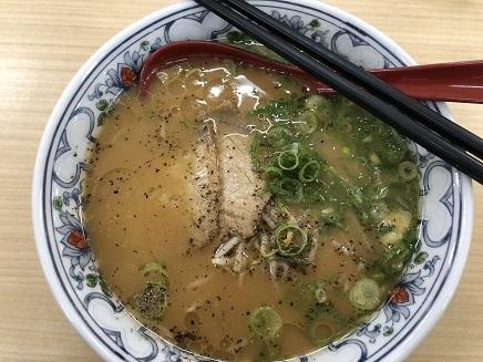 1162019 Lunch 広島ラーメン S1