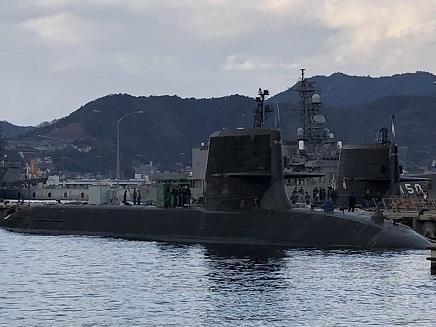1162019 カラスコ島潜水艦 S4