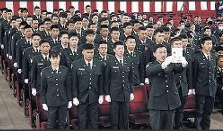 1142019 自衛隊金沢駐屯地成人式 S