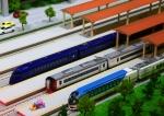 鉄道ジオラマ8
