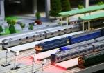 鉄道ジオラマ10
