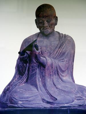 六波羅蜜寺の僧形坐像(伝平清盛像)