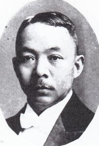 稲畑勝太郎(63歳、大大阪博顧問、大正14年)