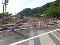 旧敦賀港線の線路