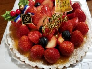 053クリスマスケーキ