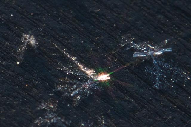デッキに降りた霜の結晶-03