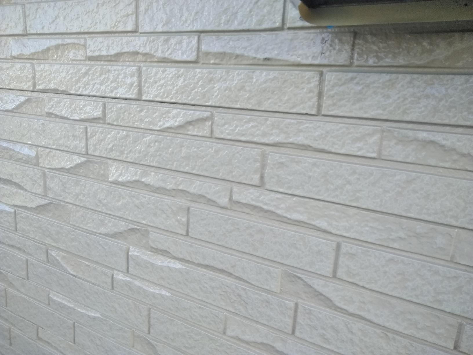 武藤塗装応援 米町 外壁下塗り1