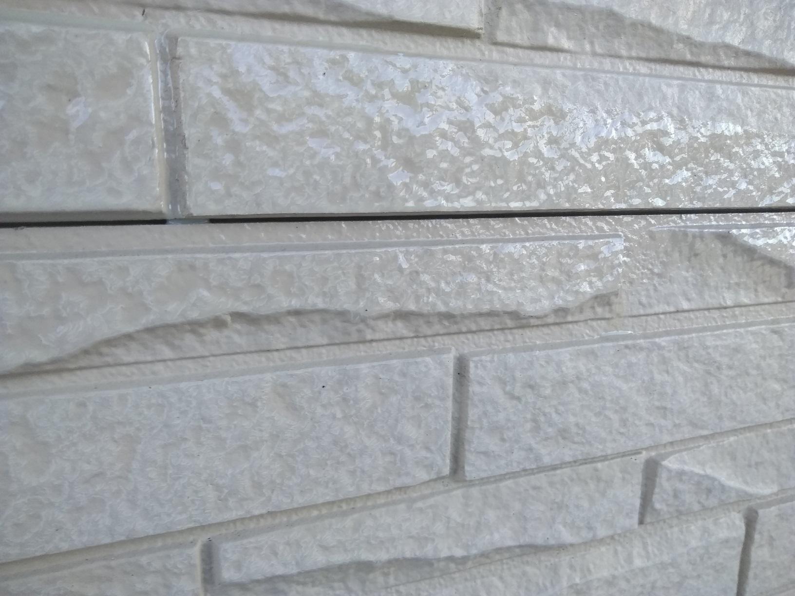 武藤塗装応援 米町 外壁下塗り2