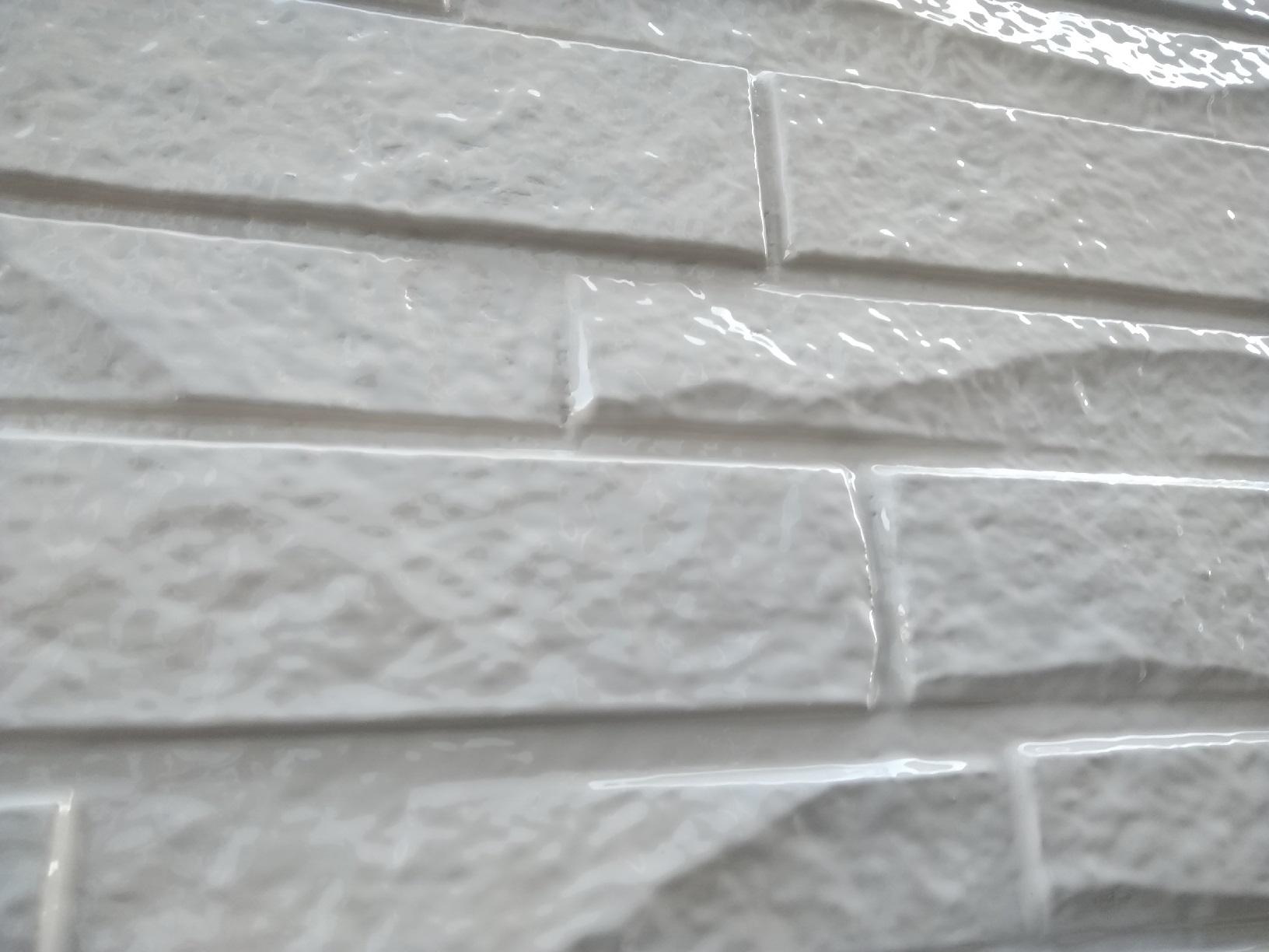 武藤塗装応援 米町 外壁上塗り2
