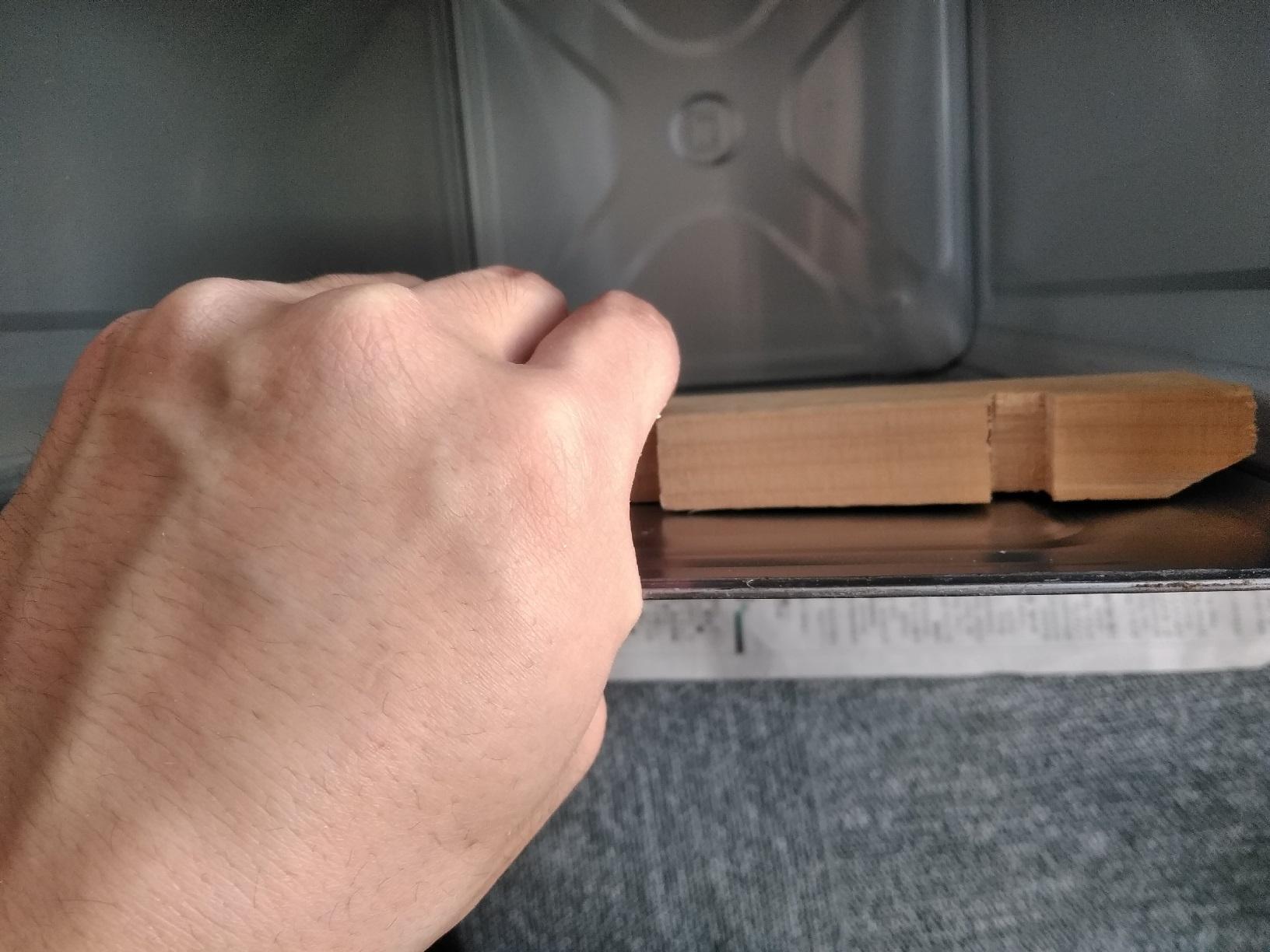 刷毛保存箱自作2