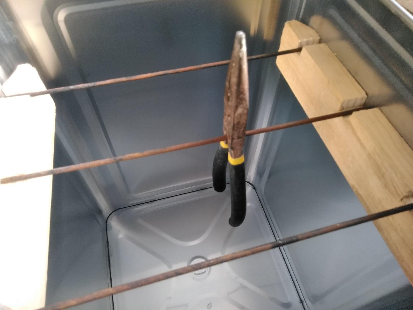 刷毛保存箱自作6