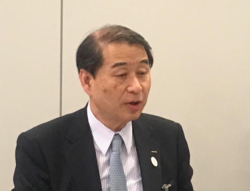 20181107家次シスメックス会長兼社長