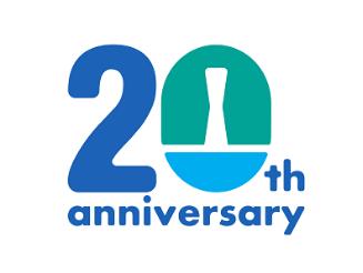 20181220みなと銀20周年ロゴ