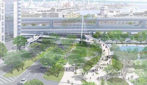 20181220税関前歩道橋の最優秀作