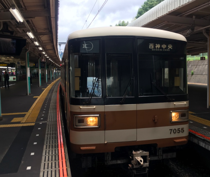 20181227北神急行車両
