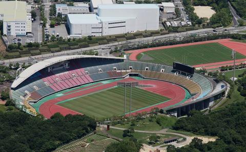 20190129ユニバー記念競技場