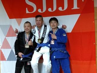 2018年11月18日佐藤父階級別表彰