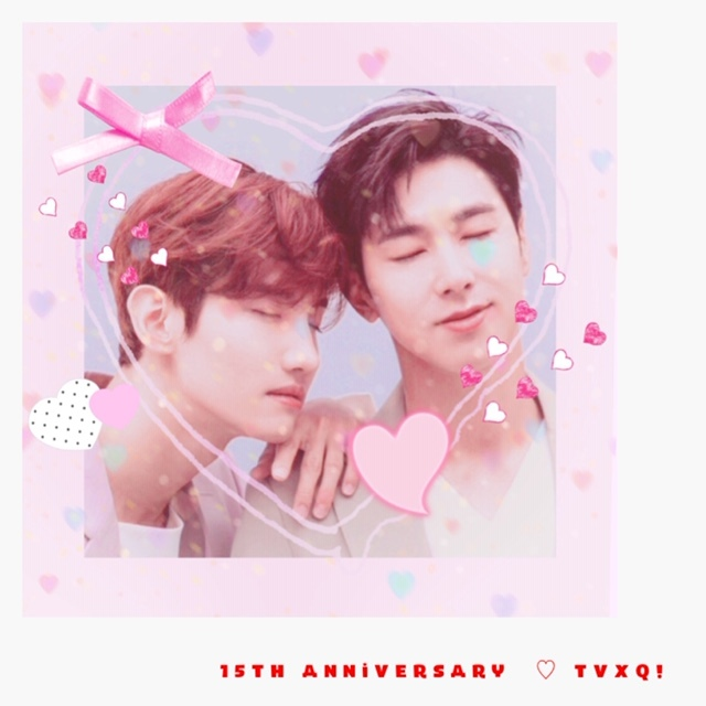 15th Anniversary TVXQ!