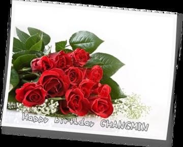 赤いバラの花言葉。