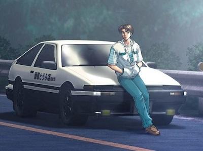 頭文字Dのキャラ「栃木県と群馬県で公道最速の男になりたいんや!」←これww