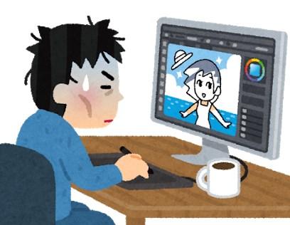 【悲報】ツイッター絵師、イラストの規制で咽び泣く